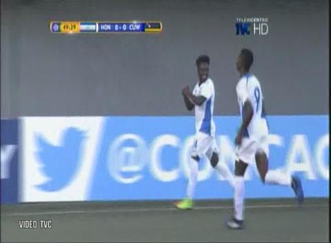 Honduras 2 - 0 Curacao (Premundial Sub-17)