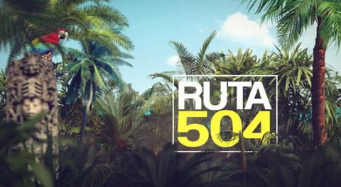 Ruta 504: Parasailing y canopy, diversión en las alturas en Roatán