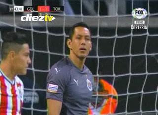 ¡GOOOL DE TORONTO! Sebastian Giovinco anota el 2-1 ante Chivas y empata la serie (3-3)