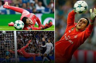 'Keylor Navas es un portero que está infravalorado en el Real Madrid'
