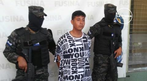 Capturan a sujeto con arma ilegal en Choloma