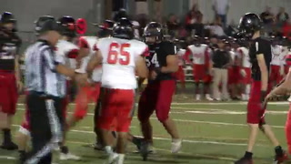 VIDEO: Waynesville 57, Central 0
