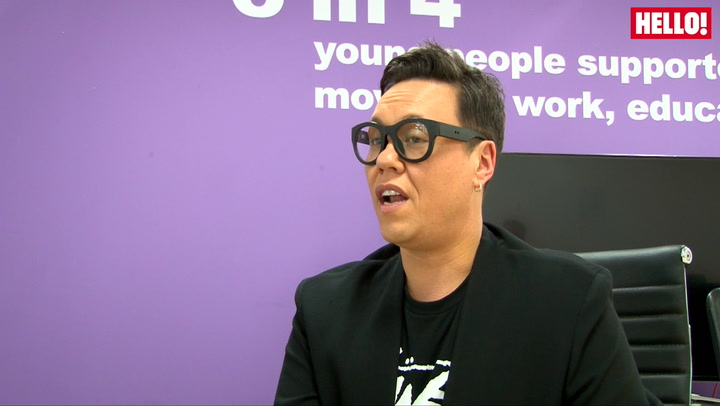 Gok Wan Talks The Prince\'s Trust