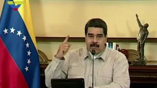 Venezuela acusa a los Estados Unidos de 'Terrorismo Psicológico'