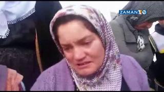 Madenci eşinin feryadı Türkiye'yi ağlattı