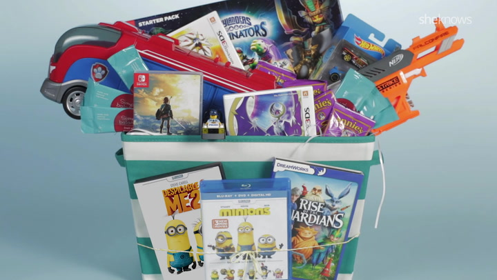 Easter basket ideas for adults an easter basket for the kids who prefer a little extra adventure by whitney coy negle Images