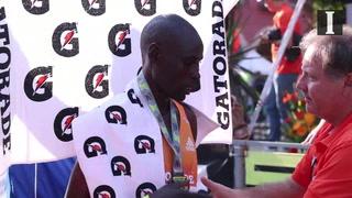 Kenianos dominan en 21K de Zapopan