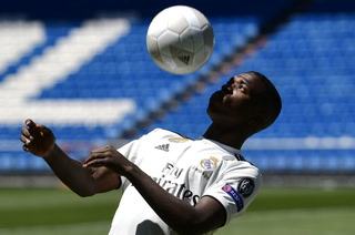 Las primeras declaraciones de Vinicius como nuevo jugador del Real Madrid