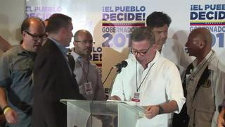 Oposición venezolana busca sanar divisiones internas