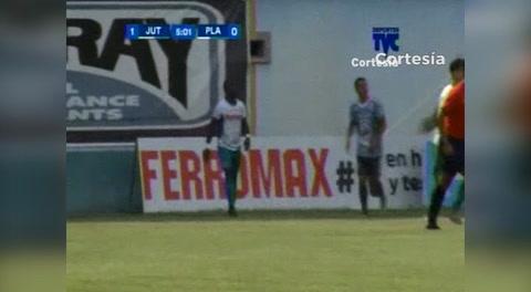 Juticalpa 5-1 Platense (Liga Nacional 2017)