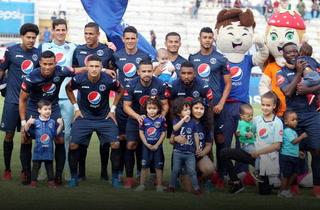 Humillante: Motagua es eliminado de Copa Presidente por Las Delicias, equipo de Liga Mayor