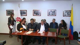 Exnegociador de FARC deja en vilo su escaño en Colombia