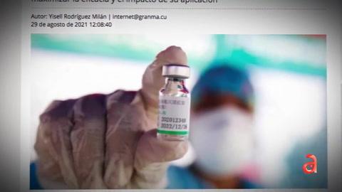 El régimen no logra vacunar a los cubanos como había prometido y apela a China