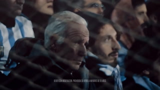 Publicidad argentina para el Mundial 2018