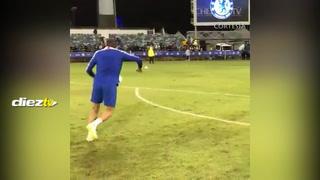 El Chelsea le abre las puertas a la afición en su entrenamiento en Australia