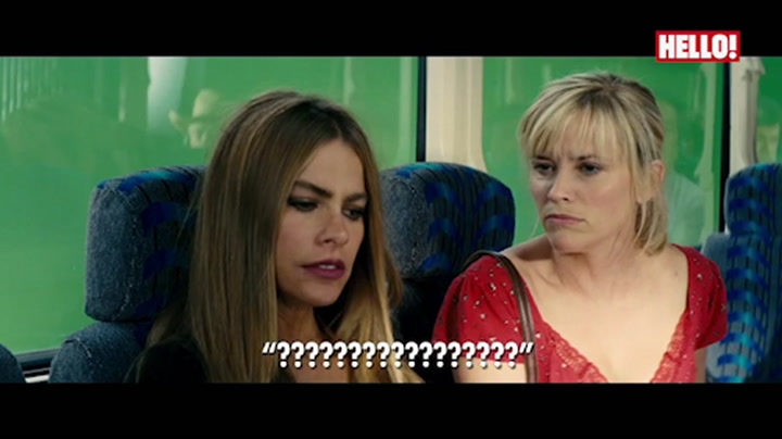 Reese Witherspoon struggles with her Spanish on set with Sofia Vergara