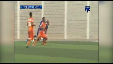 Gol de Marco Tulio Vega al Upnfm (Liga Nacional 2018)