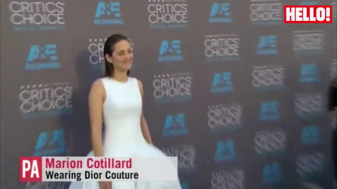 Red carpet: the Critics\' Choice Awards