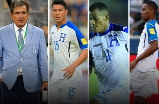 Pinto y su ataque a futbolistas que se negaron a integrar la Selección de Honduras