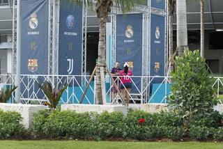DIEZ ya vive el clásico entre Real Madrid y Barcelona desde Miami