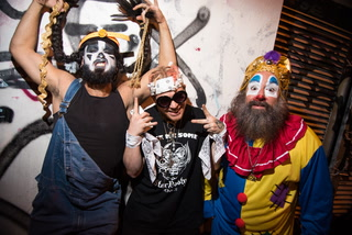 Notorious Nastie Meets the Juggalos at ICP's Show in Downtown Miami