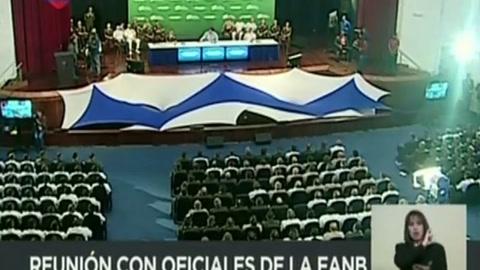 Maduro acusa a Colombia de planear