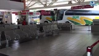 Autobuses de Huatulco suspenden corridas