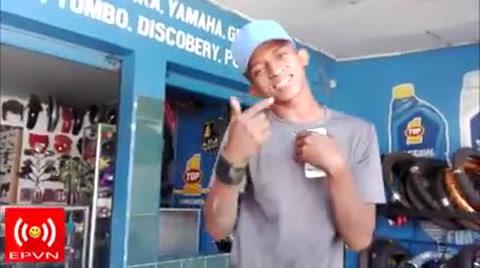 Joven hondureño se vuelve viral en redes al interpretar canción