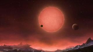 Descubren tres planetas similares a la Tierra