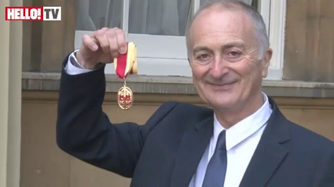 Sir Tony Robinson says Prince William has shown interest in a role in Blackadder