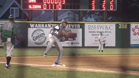 Danville Vs. Springfield Sliders Baseball