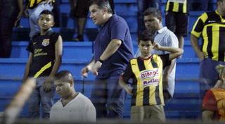 Mateo Yibrín señala a afcionados de Marathón como causantes del vandalismo