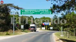 Turismo: Realizan operativos en carretera hacia Marcala, La Paz