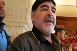 Maradona y su regaño a la prensa mexicana previo al debut con Dorados