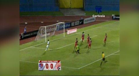 Olimpia 0-0 Santos G. (Liga Concacaf 2017)