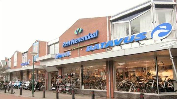 Rein Veenendaal Fietsen - Video tour