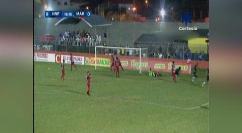 Honduras Progreso 1 - 1 Marathón (Liga Nacional)