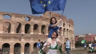 Capitales muestran apoyo al proyecto europeo