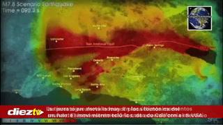 INFORME ESPECIAL: Sismo de 5.7 grados sacude California, EUA