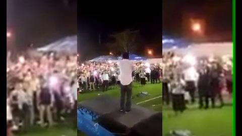 Pastor evangélico asegura que Manuel Zelaya tiene pacto con el diablo