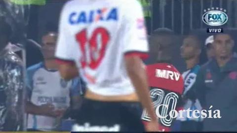 Reinaldo Rueda debuta con triunfo del Flamengo en el Brasilerão ante Atlético Goianiense