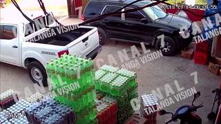 Continúan los asaltos en Talanga, Francisco Morazán