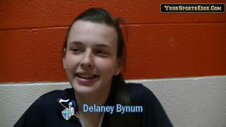 Delaney Bynum Gearing Up for Region