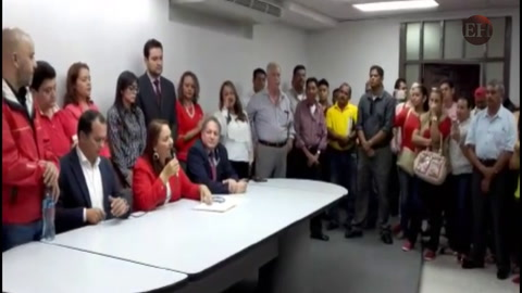 Molesta: Gabriela Núñez se retira de la campaña electoral 2017