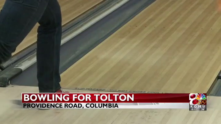 Bowling tournament: strikes for a cause