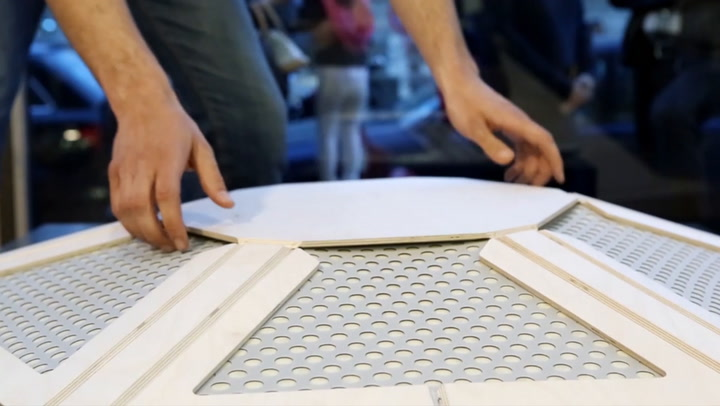MIT's Self-Assembling Table Could Change The Way You Build Ikea Furniture