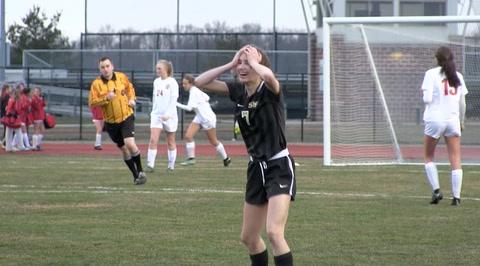 Shg Vs. Glenwood Girls Soccer