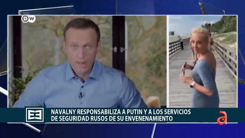La UE acordó imponer nuevas sanciones a Rusia por la persecución contra Navalny