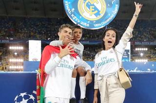 Georgina y su mensaje a Cristiano tras salir tricampeón de Champions