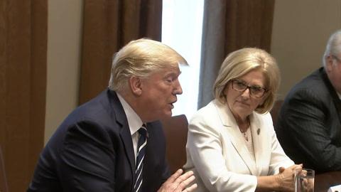 Trump alega que se expresó mal sobre injerencia rusa